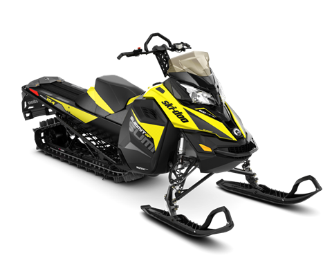 2018 Ski-Doo Summit SP 154 600 H.O. E-TEC in Unity, Maine