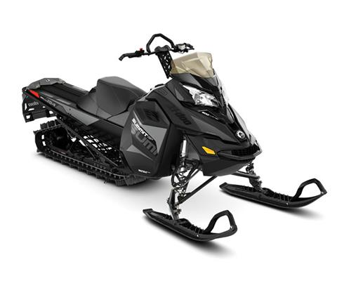 2018 Ski-Doo Summit SP 154 600 H.O. E-TEC ES in Fond Du Lac, Wisconsin