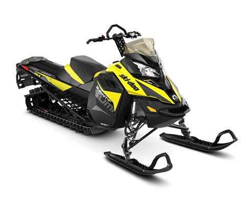 2018 Ski-Doo Summit SP 154 600 H.O. E-TEC ES in Inver Grove Heights, Minnesota