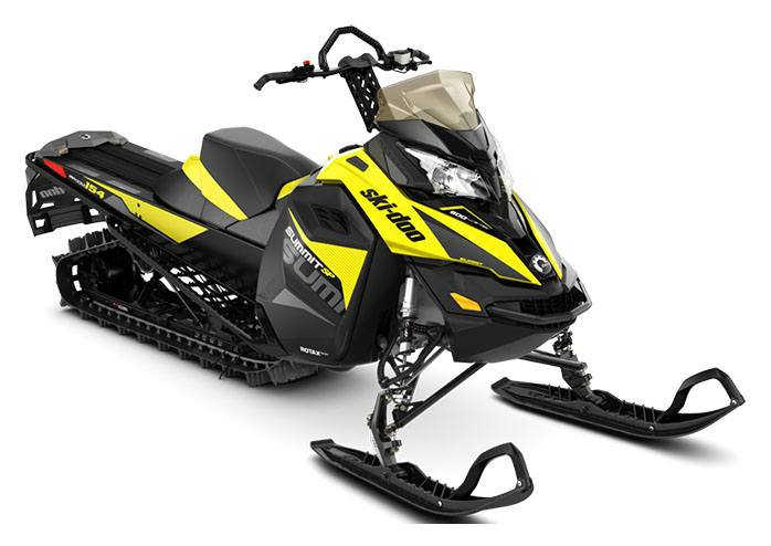 2018 Ski-Doo Summit SP 154 600 H.O. E-TEC ES in Dickinson, North Dakota - Photo 1