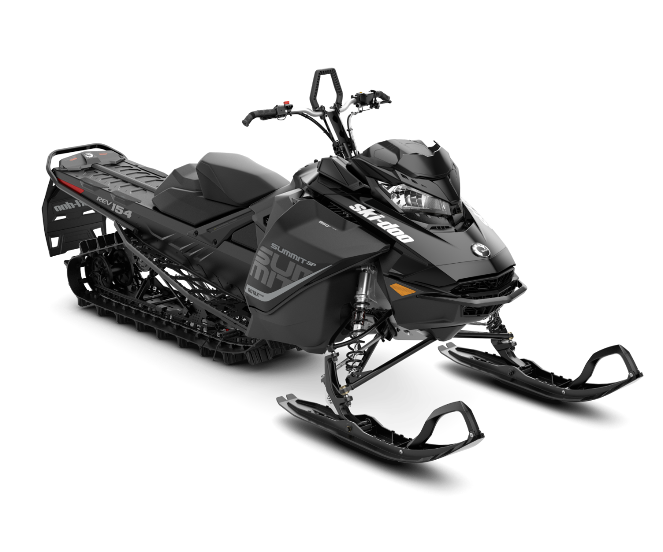 2018 Summit SP 154 850 E-TEC ES  PowderMax Light 3.0
