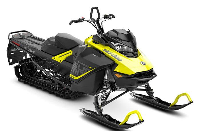 2018 Ski-Doo Summit SP 154 850 E-TEC ES, PowderMax Light 3.0 in Fond Du Lac, Wisconsin - Photo 1