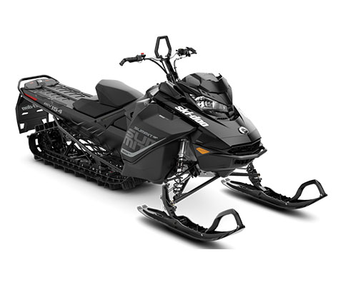 2018 Ski-Doo Summit SP 154 850 E-TEC, PowderMax Light 3.0 in Unity, Maine