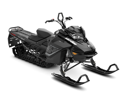 2018 Ski-Doo Summit SP 154 850 E-TEC SS, PowderMax Light 3.0 in Detroit Lakes, Minnesota
