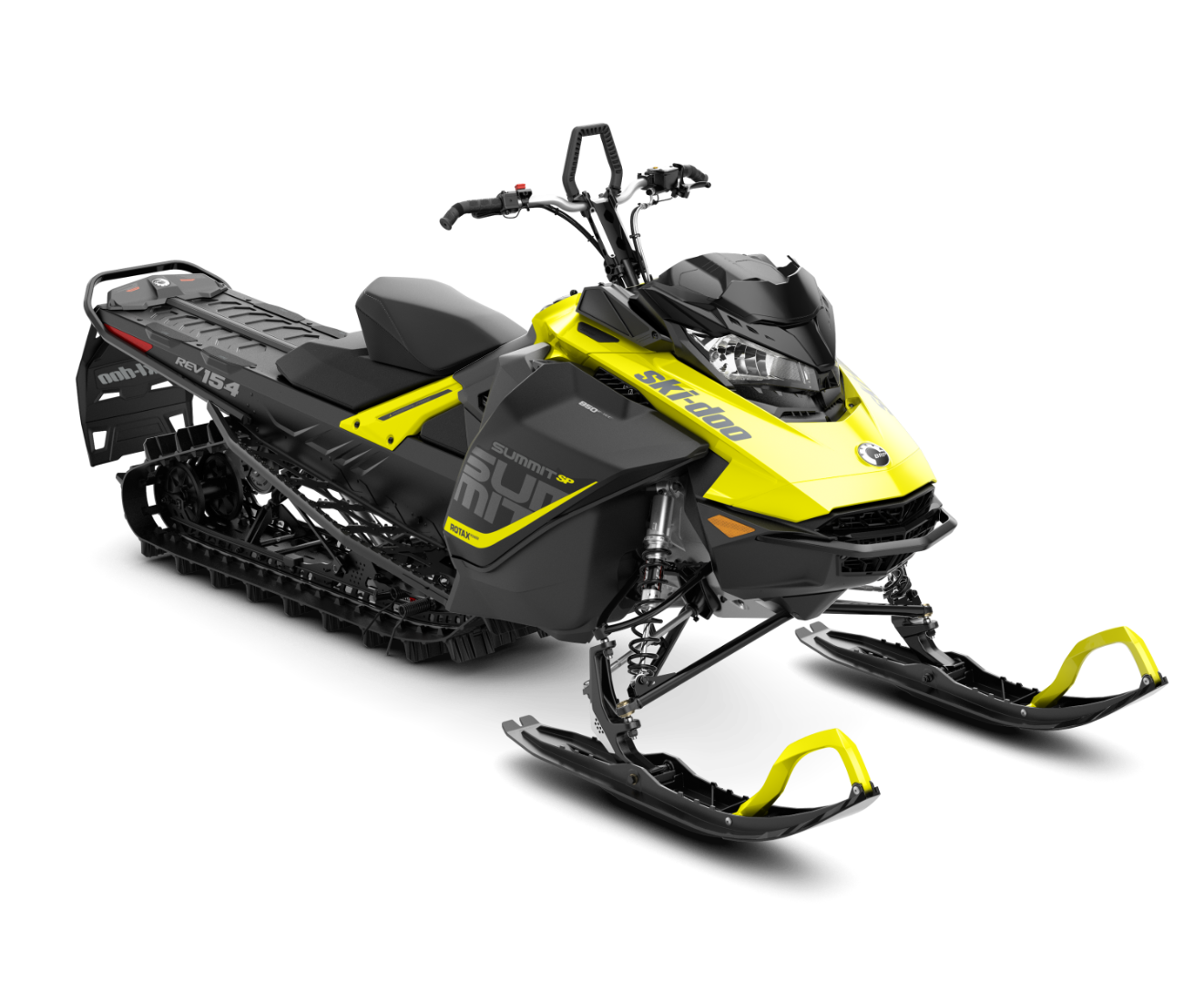 2018 Ski-Doo Summit SP 154 850 E-TEC SS, PowderMax Light 3.0 in Speculator, New York