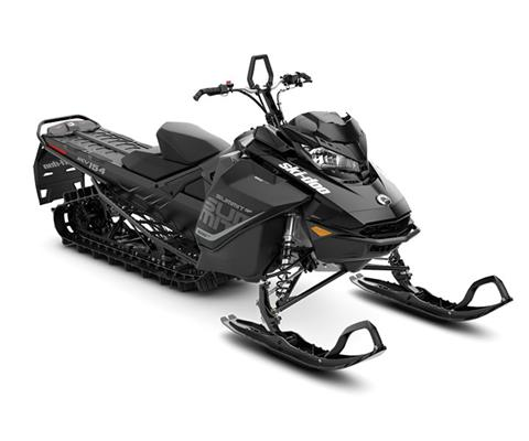 2018 Ski-Doo Summit SP 154 850 E-TEC SS, PowderMax Light 3.0 in Fond Du Lac, Wisconsin