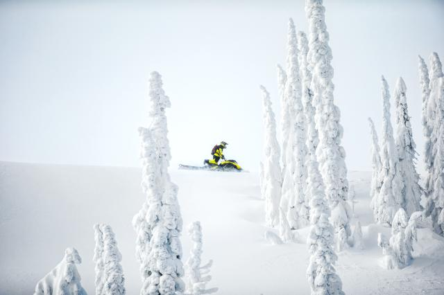 2018 Ski-Doo Summit SP 154 850 E-TEC SS, PowderMax Light 3.0 in Portland, Oregon - Photo 5