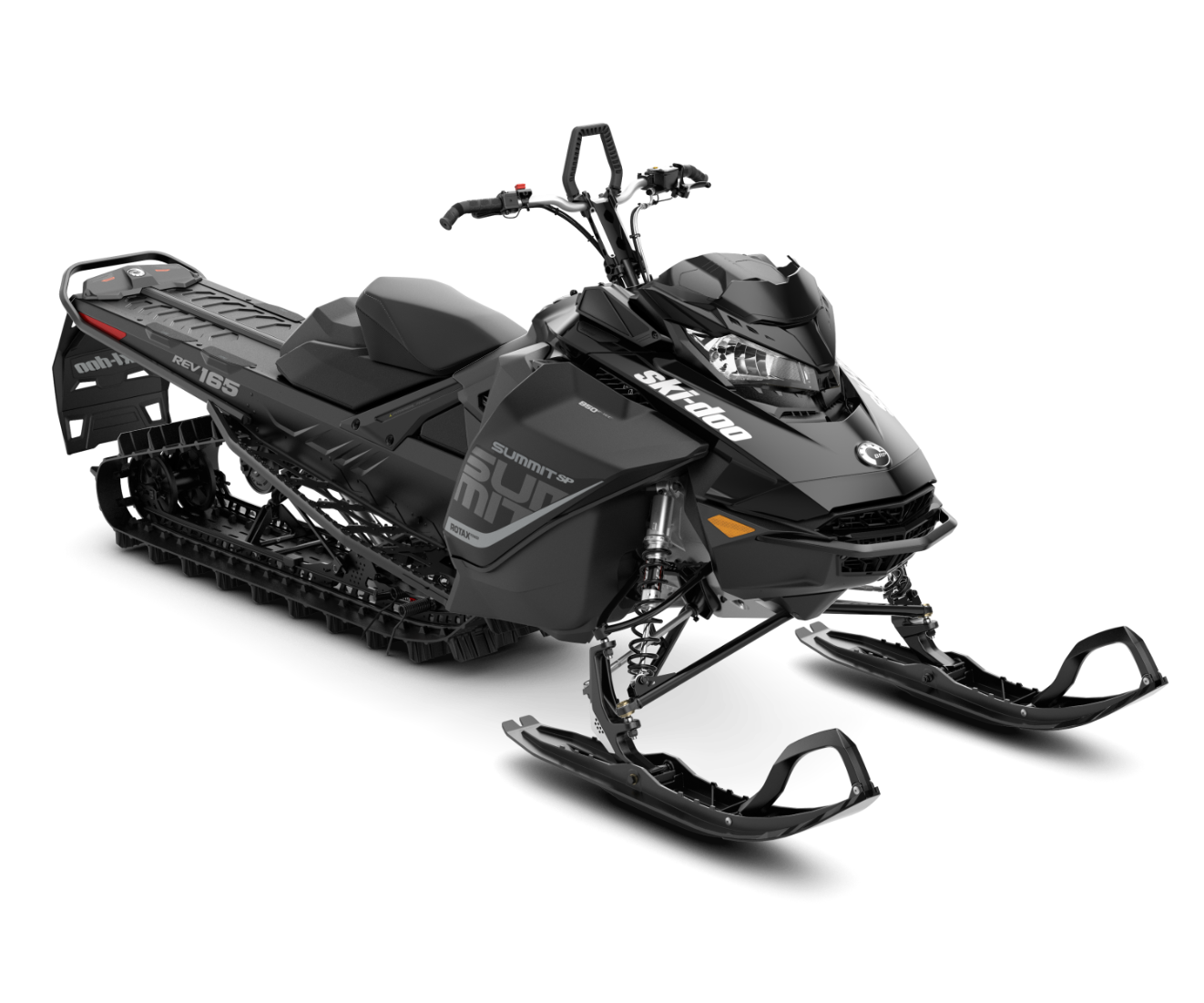 2018 Ski-Doo Summit SP 165 850 E-TEC ES, PowderMax Light 3.0 in Honesdale, Pennsylvania
