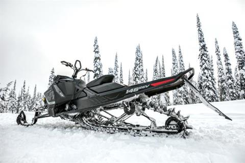 2018 Ski-Doo Summit SP 165 850 E-TEC ES, PowderMax Light 3.0 in Fond Du Lac, Wisconsin