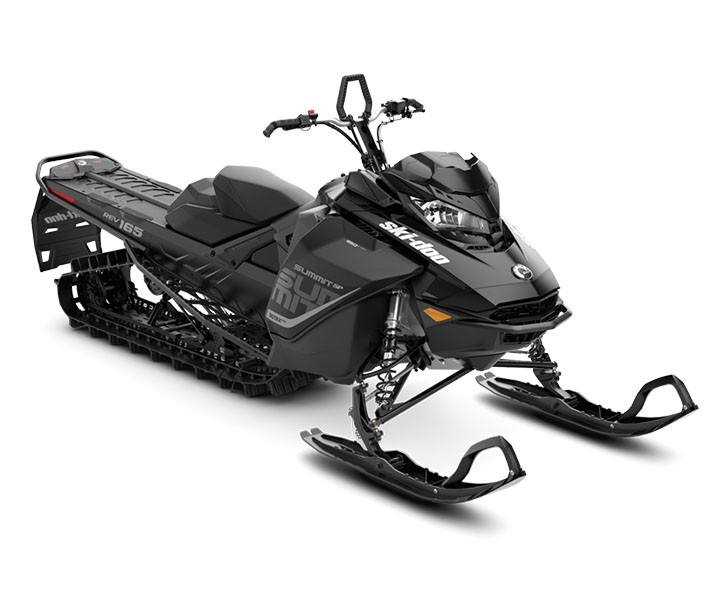 2018 Ski-Doo Summit SP 165 850 E-TEC ES, PowderMax Light 3.0 in Clinton Township, Michigan
