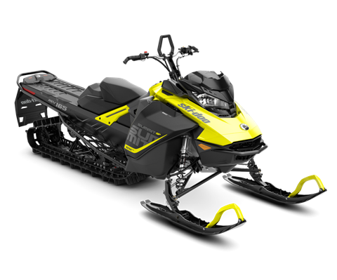 2018 Ski-Doo Summit SP 165 850 E-TEC ES, PowderMax Light 3.0 in Wisconsin Rapids, Wisconsin