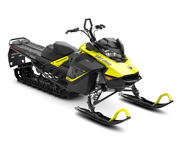 2018 Ski-Doo Summit SP 165 850 E-TEC ES, PowderMax Light 3.0 in Sauk Rapids, Minnesota