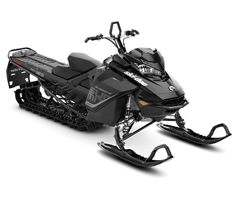2018 Ski-Doo Summit SP 165 850 E-TEC, PowderMax Light 3.0 in Island Park, Idaho