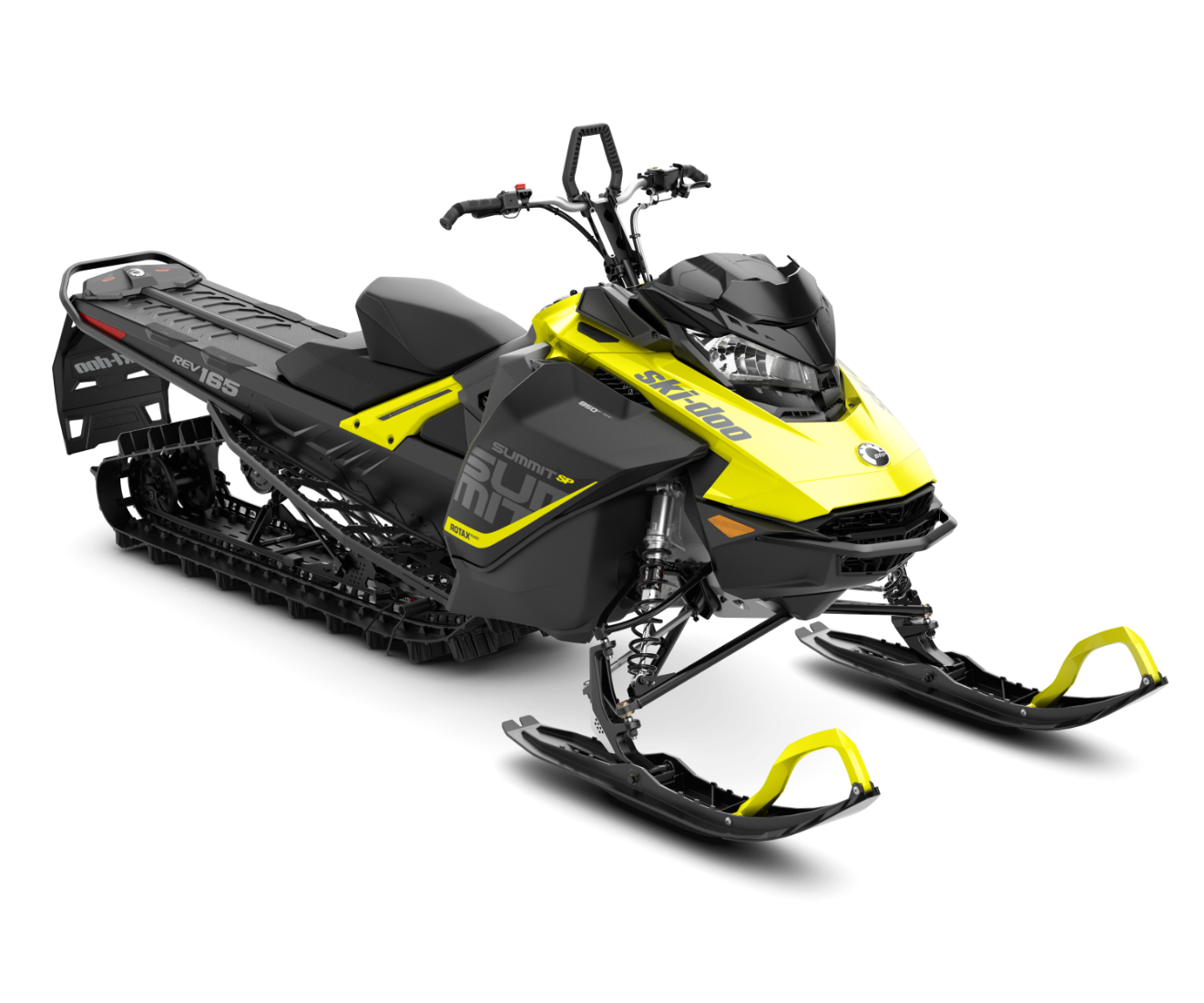 2018 Ski-Doo Summit SP 165 850 E-TEC SS, PowderMax Light 2.5 in Clinton Township, Michigan