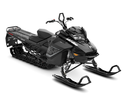 2018 Ski-Doo Summit SP 165 850 E-TEC SS, PowderMax Light 3.0 in Detroit Lakes, Minnesota