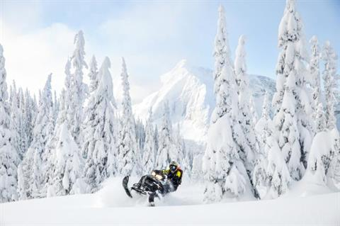 2018 Ski-Doo Summit SP 165 850 E-TEC SS, PowderMax Light 2.5 in Presque Isle, Maine