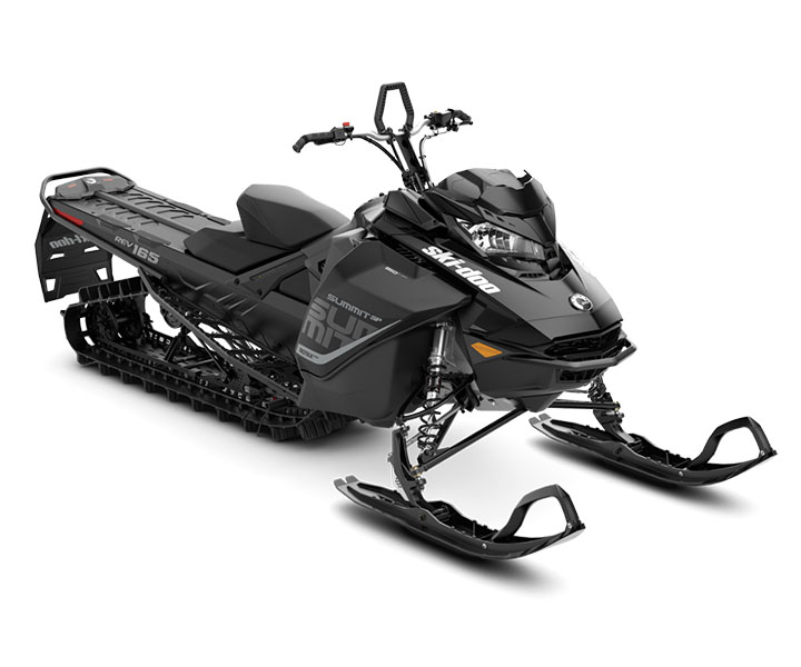 2018 Ski-Doo Summit SP 165 850 E-TEC SS, PowderMax Light 3.0 for sale 9309