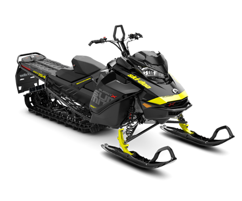 2018 Ski-Doo Summit X 154 850 E-TEC, PowderMax Light 2.5 H_ALT in Detroit Lakes, Minnesota