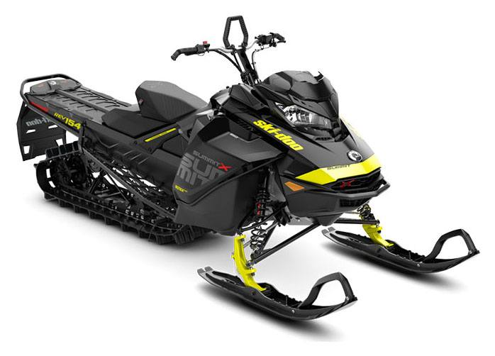 2018 Ski-Doo Summit X 154 850 E-TEC, PowderMax Light 2.5 H_ALT in Clarence, New York