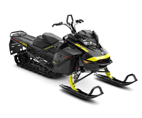 2018 Ski-Doo Summit X 154 850 E-TEC SS, PowderMax Light 3.0 H_ALT in Detroit Lakes, Minnesota