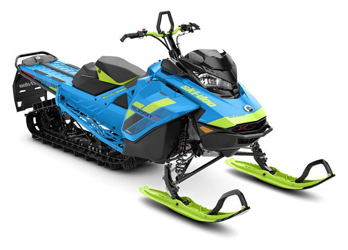 2018 Ski-Doo Summit X 154 850 E-TEC SS, PowderMax Light 3.0 H_ALT in Sierra City, California