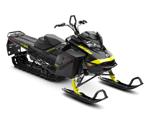 2018 Ski-Doo Summit X 165 850 E-TEC ES, PowderMax Light 2.5 S_LEV in Detroit Lakes, Minnesota