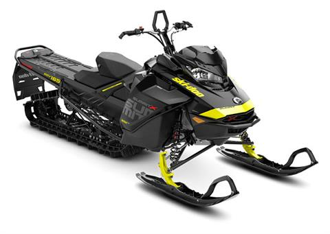 2018 Ski-Doo Summit X 165 850 E-TEC, PowderMax Light 2.5 H_ALT in Unity, Maine