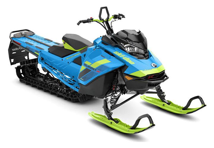 2018 Ski-Doo Summit X 165 850 E-TEC SS, PowderMax Light 2.5 H_ALT in Sierra City, California