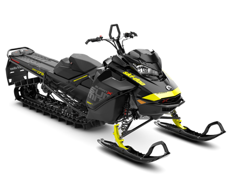 2018 Ski-Doo Summit X 175 850 E-TEC ES S_LEV in Speculator, New York