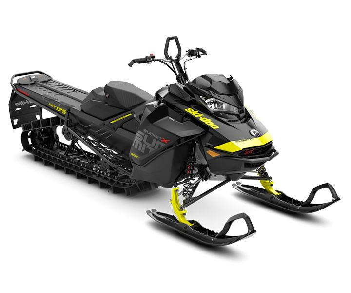 2018 Ski-Doo Summit X 175 850 E-TEC H_ALT in Unity, Maine