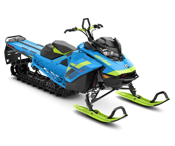 2018 Ski-Doo Summit X 175 850 E-TEC SS H_ALT in Unity, Maine