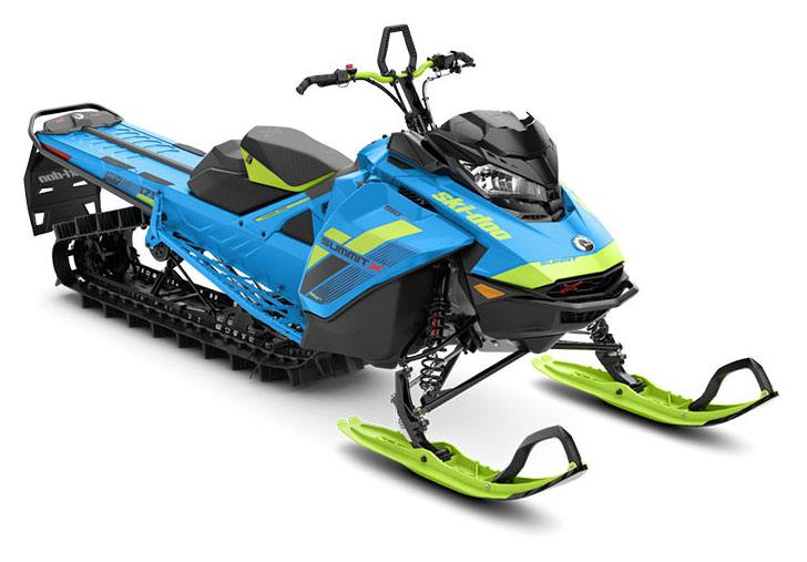 2018 Ski-Doo Summit X 175 850 E-TEC SS H_ALT in Sierra City, California
