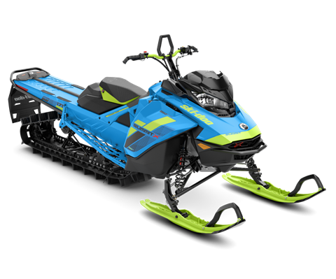 2018 Ski-Doo Summit X 175 850 E-TEC S_LEV in Presque Isle, Maine