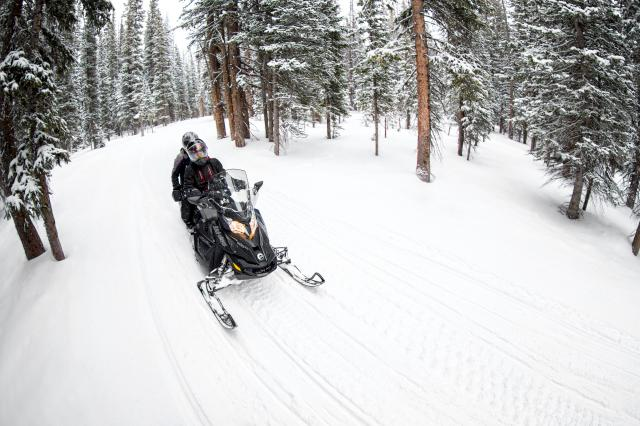 2018 Ski-Doo Grand Touring LE 1200 4-TEC ES Ripsaw 1.25 STIS in Fond Du Lac, Wisconsin - Photo 5