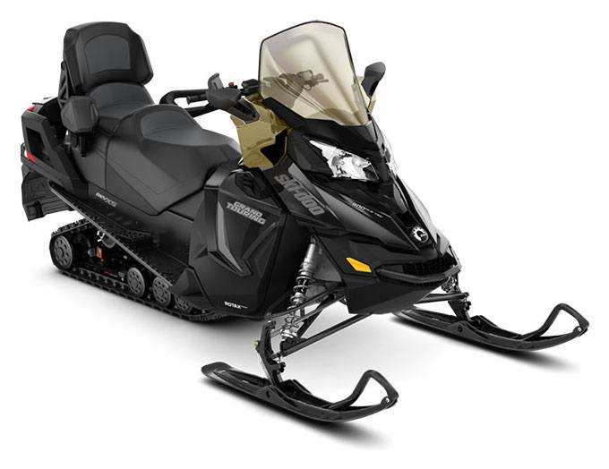 2018 Ski-Doo Grand Touring LE 1200 4-TEC ES Ripsaw 1.25 STIS in Salt Lake City, Utah