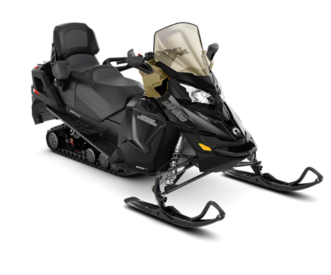 2018 Ski-Doo Grand Touring LE 600 HO E-TEC ES Ripsaw 1.25 STIS in Ponderay, Idaho