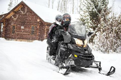2018 Ski-Doo Grand Touring LE 600 HO E-TEC ES Ripsaw 1.25 STIS in New Britain, Pennsylvania