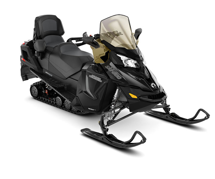 2018 Ski-Doo Grand Touring LE 600 HO E-TEC ES Ripsaw 1.5 in Baldwin, Michigan