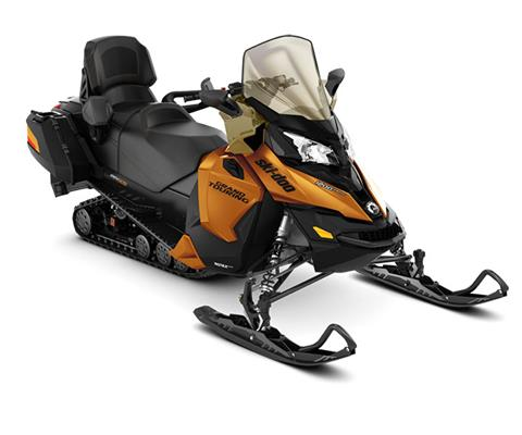 2018 Ski-Doo Grand Touring SE 1200 4-TEC ES Ripsaw 1.25 STIS in Speculator, New York