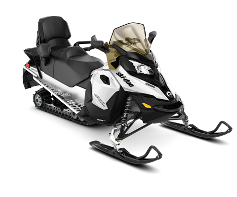 2018 Ski-Doo Grand Touring Sport ES in Concord, New Hampshire