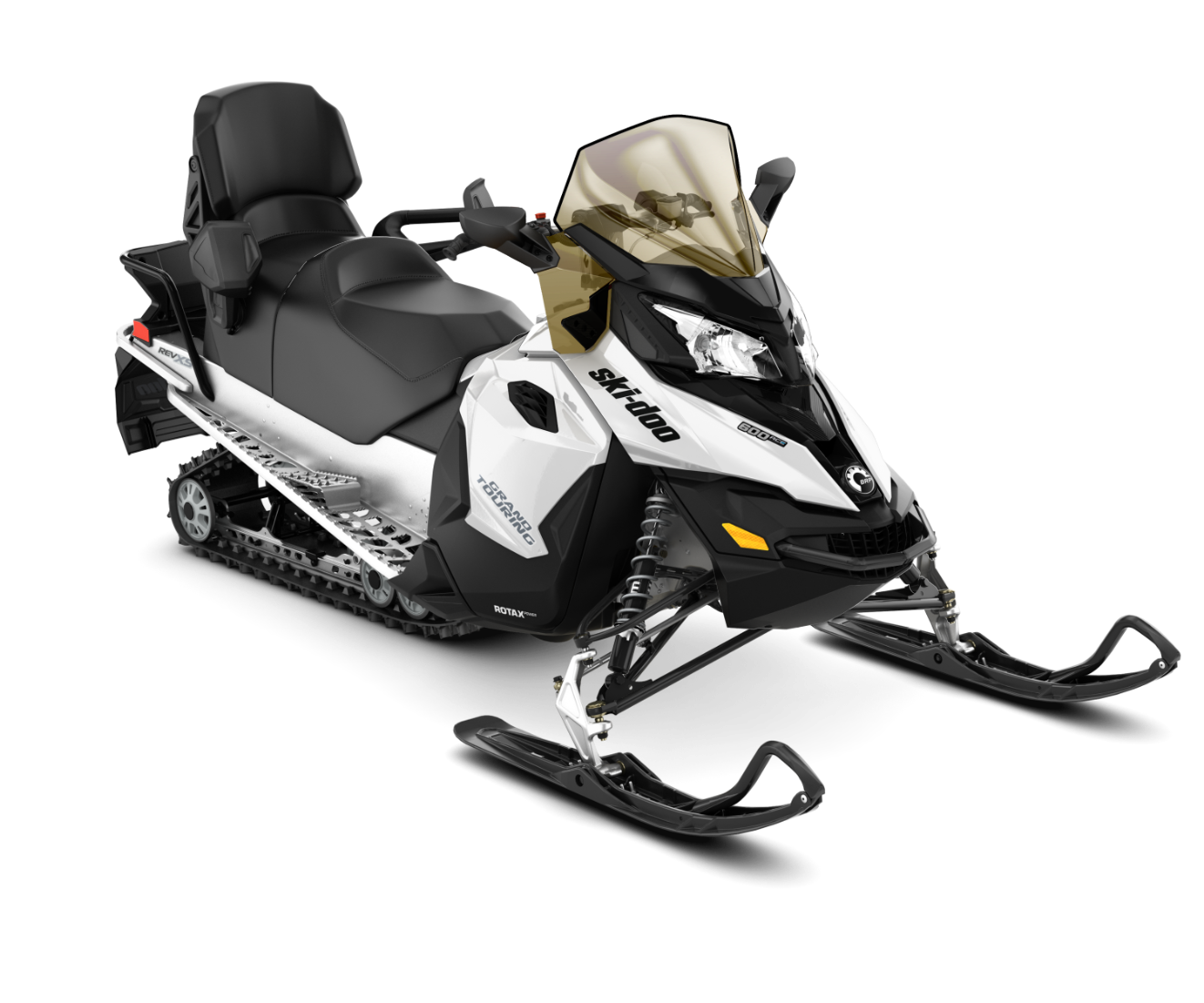 2018 Ski-Doo Grand Touring Sport ES in Hanover, Pennsylvania