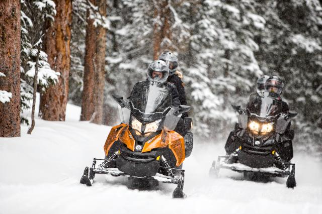 2018 Ski-Doo Grand Touring Sport ES in Fond Du Lac, Wisconsin - Photo 6