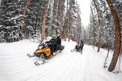 2018 Ski-Doo Grand Touring Sport ES in Brookfield, Wisconsin