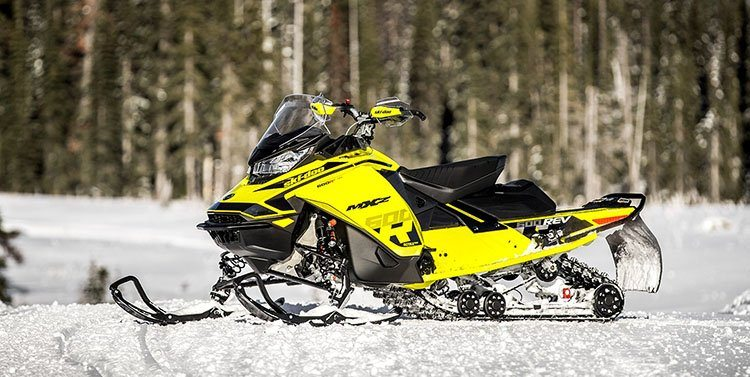 2018 Ski-Doo MXZ 600R E-TEC in Clinton Township, Michigan - Photo 2