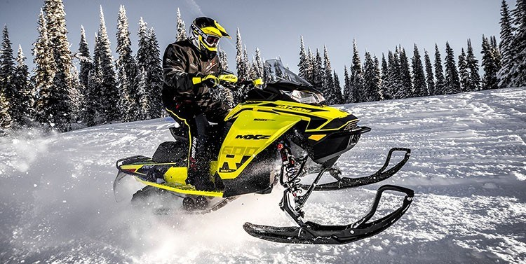 2018 Ski-Doo MXZ 600R E-TEC in Inver Grove Heights, Minnesota