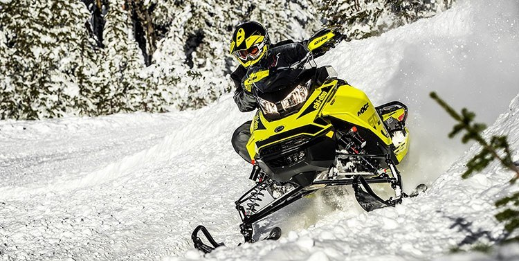 2018 Ski-Doo MXZ 600R E-TEC in Clinton Township, Michigan - Photo 4