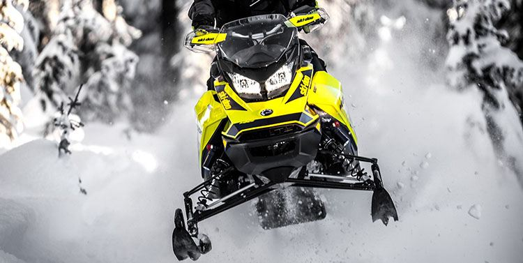 2018 Ski-Doo MXZ 600R E-TEC in Clinton Township, Michigan - Photo 5