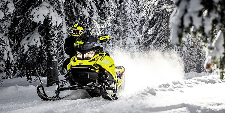 2018 Ski-Doo MXZ 600R E-TEC in Clinton Township, Michigan - Photo 6