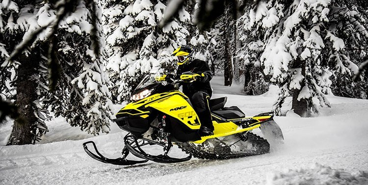 2018 Ski-Doo MXZ 600R E-TEC in Clinton Township, Michigan