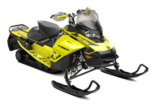 2018 Ski-Doo MXZ 600R E-TEC in Clinton Township, Michigan - Photo 1